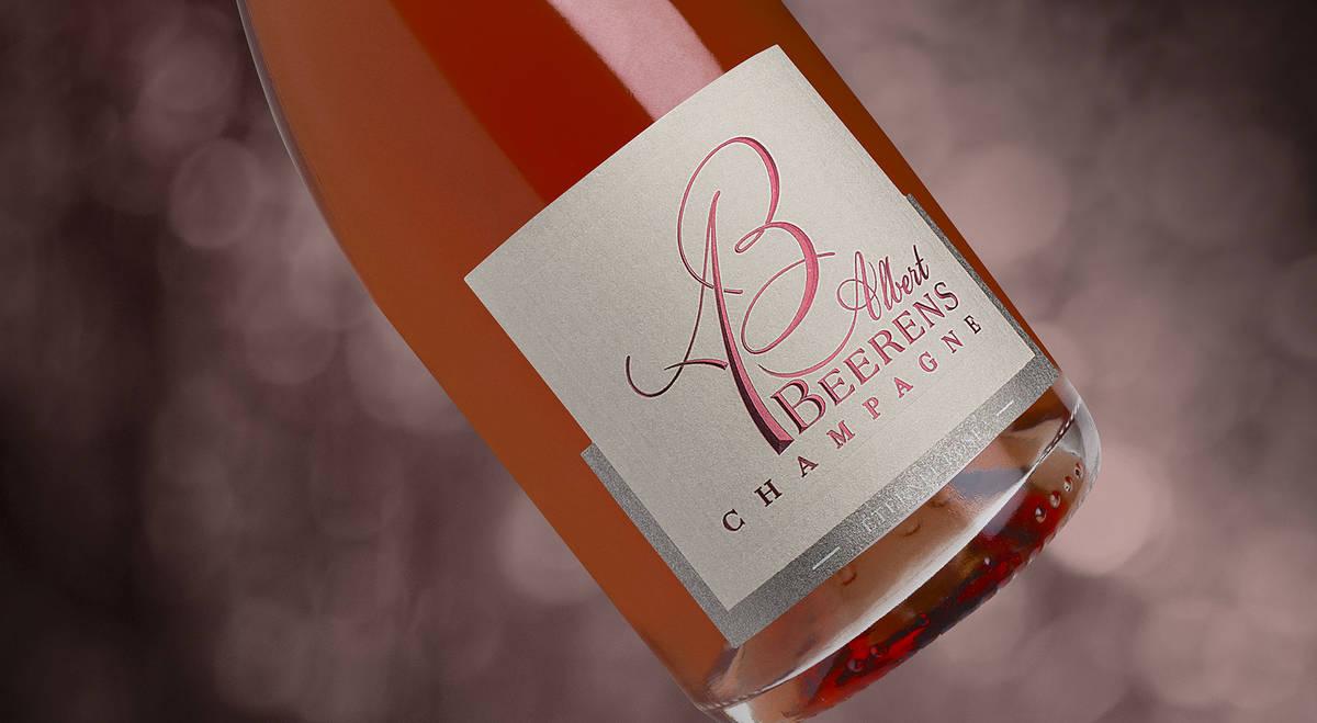 Champagne Eternal Rosé NV