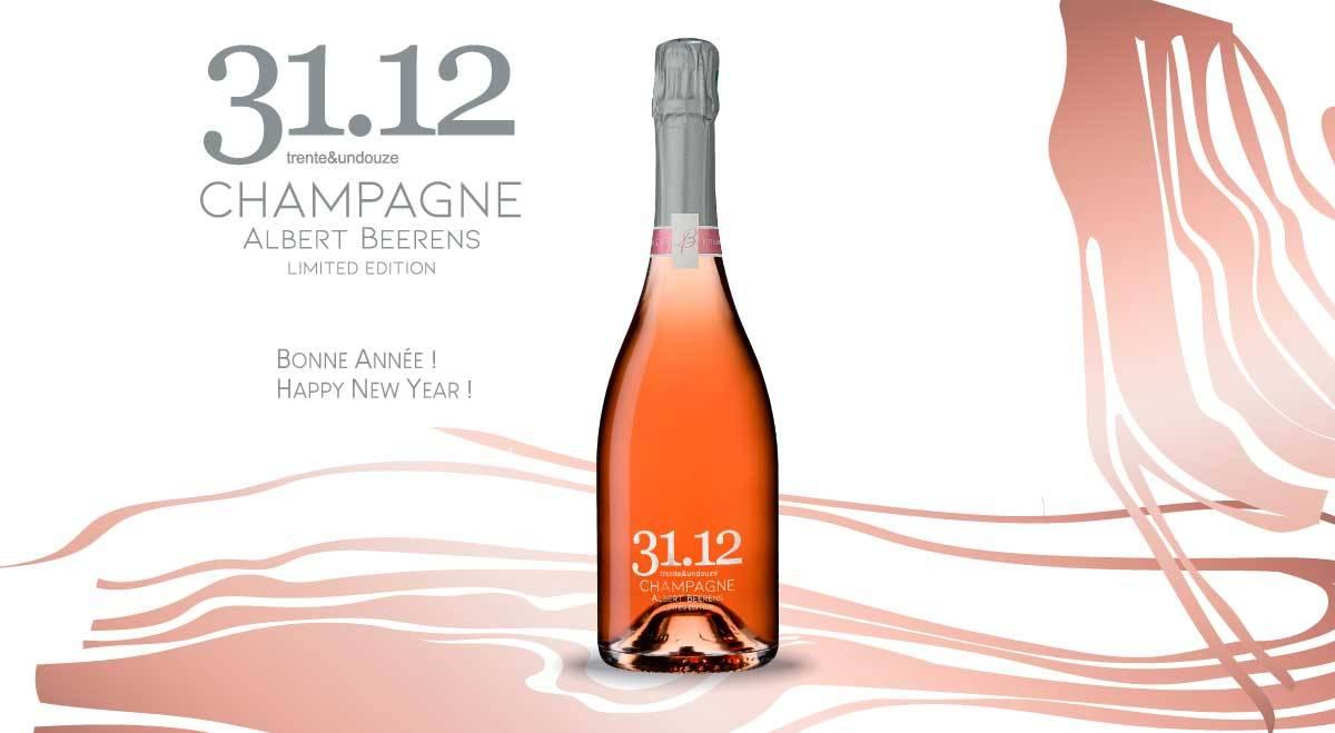 Cuvée 31.12 - Rosé